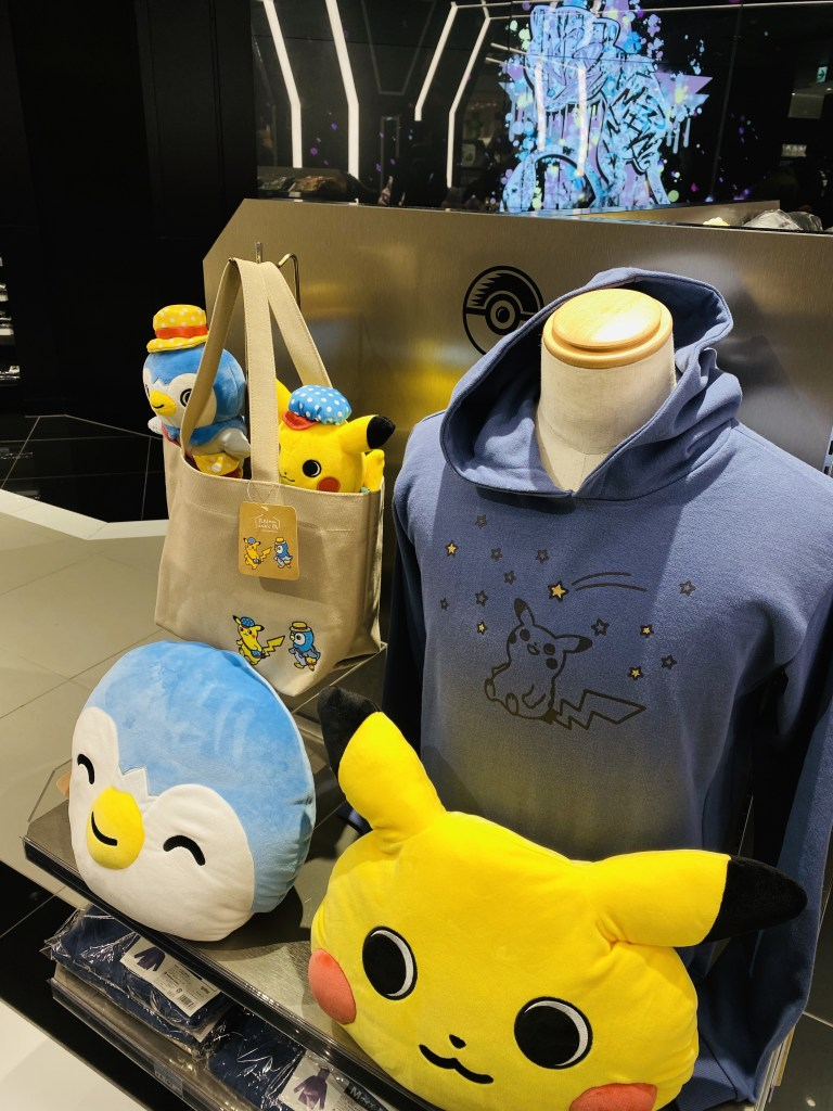 Cute Pokemon clothing, hoodie, Piplup and Pikachu