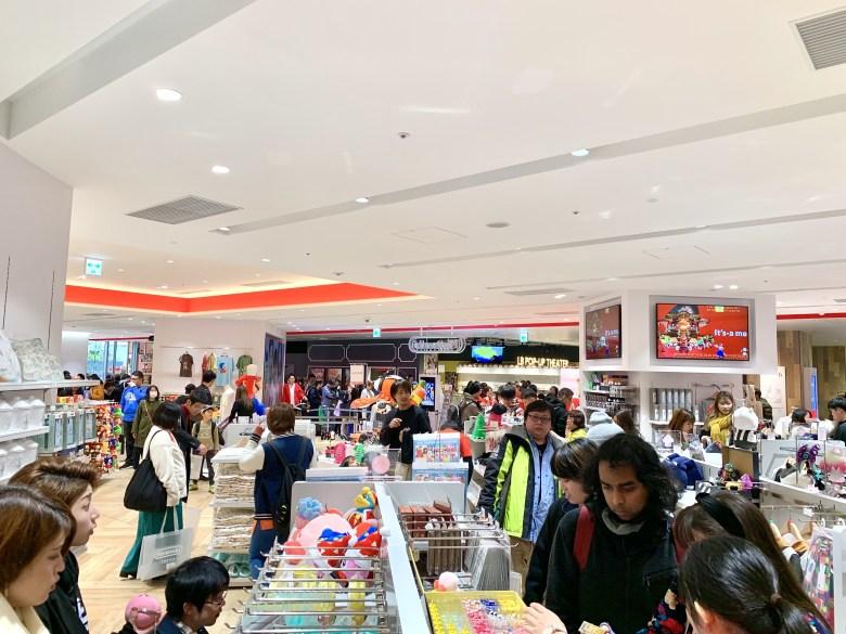 Nintendo Tokyo, Nintendo Store in Shibuya