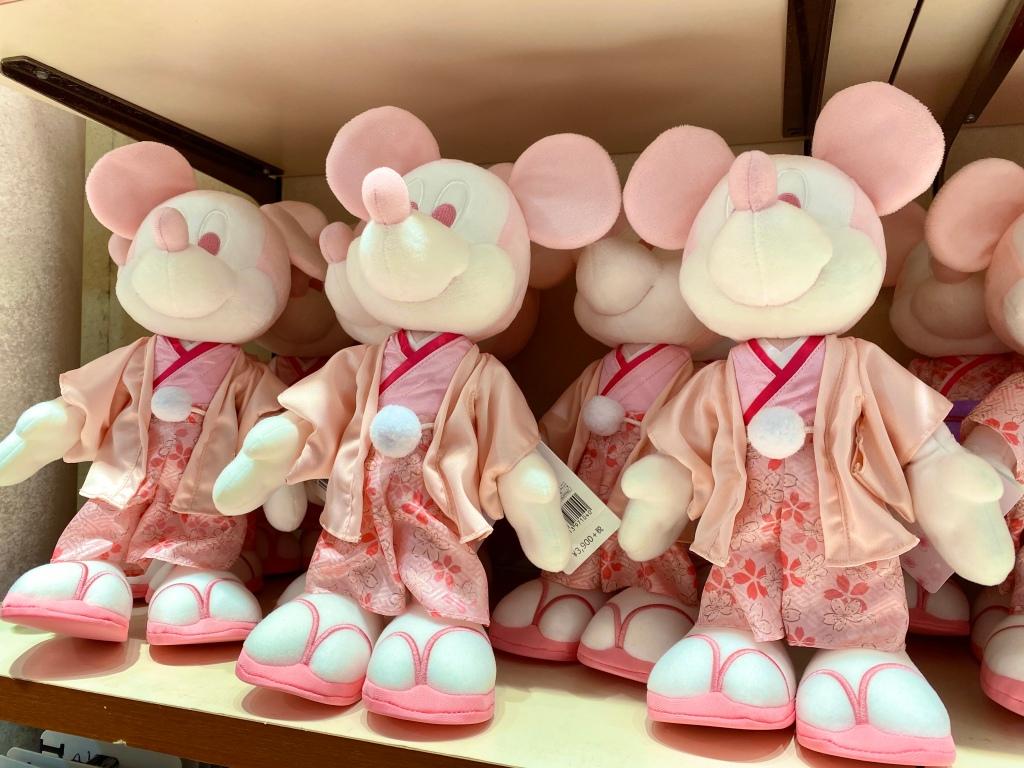 Sakura Japanese Mickey Mouse